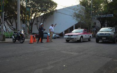 Reabre Alcaldía Benito Juárez circulación del Eje 7 A Sur Zapata
