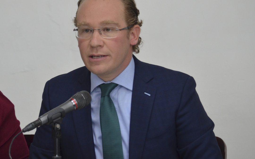 Tenemos una apuesta, modernizar los servicios públicos: Santiago Taboada
