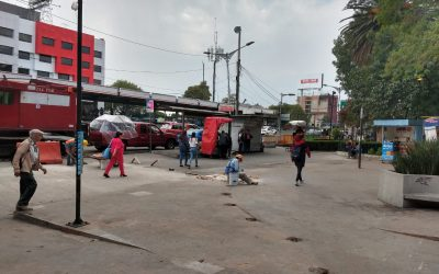 Alcaldía Benito Juárez libera la superficie ocupada por la Plaza Victoria