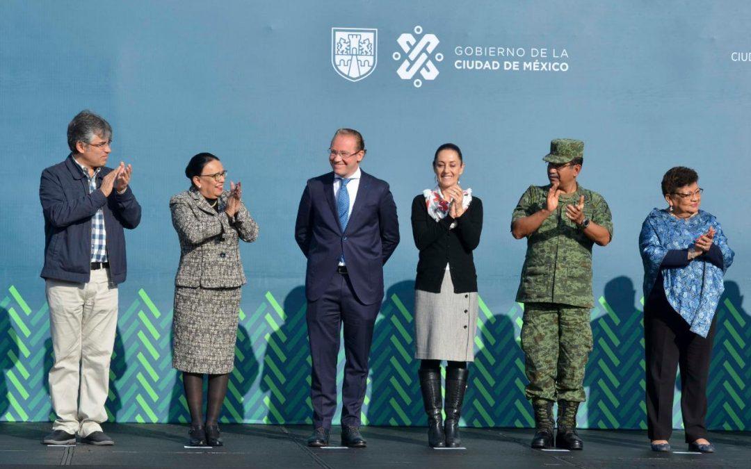 En el esfuerzo de seguridad ciudadana, vamos a hacer equipo con el Gobierno de la Ciudad: Santiago Taboada