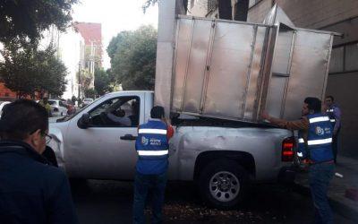 Recuperación del espacio público y el orden, prioridad de gobierno en la Alcaldía Benito Juárez