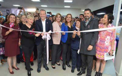 Alcaldía Benito Juárez pone en marcha acciones de prevención contra el cáncer de mama