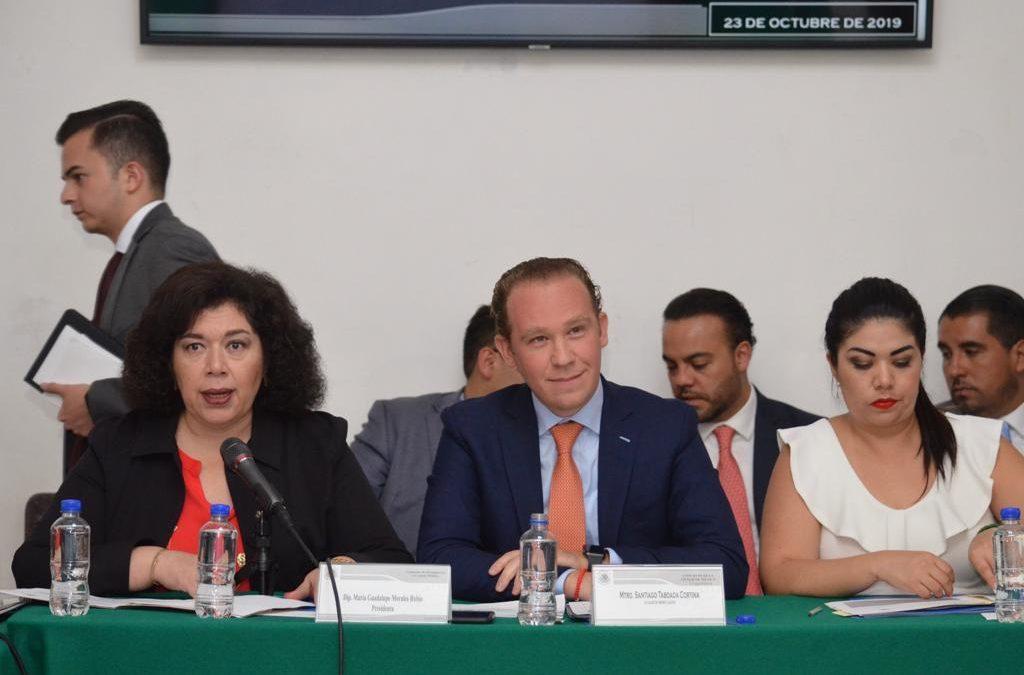 Comisión de Presupuesto y Cuenta Pública del Congreso de la CDMX reconoce a Benito Juárez como una Alcaldía que gasta de forma eficiente, responsable y transparente