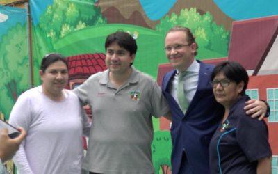 Garantiza Alcalde Santiago Taboada recursos a estancias infantiles en Benito Juárez